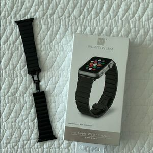 Iwatch 42mm band metal